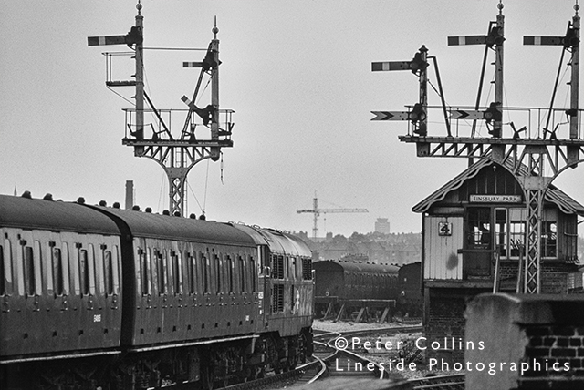 The same image of 5639 as above, but now converted to Black and White. No colour tint, but has it lost something by removing the colour?