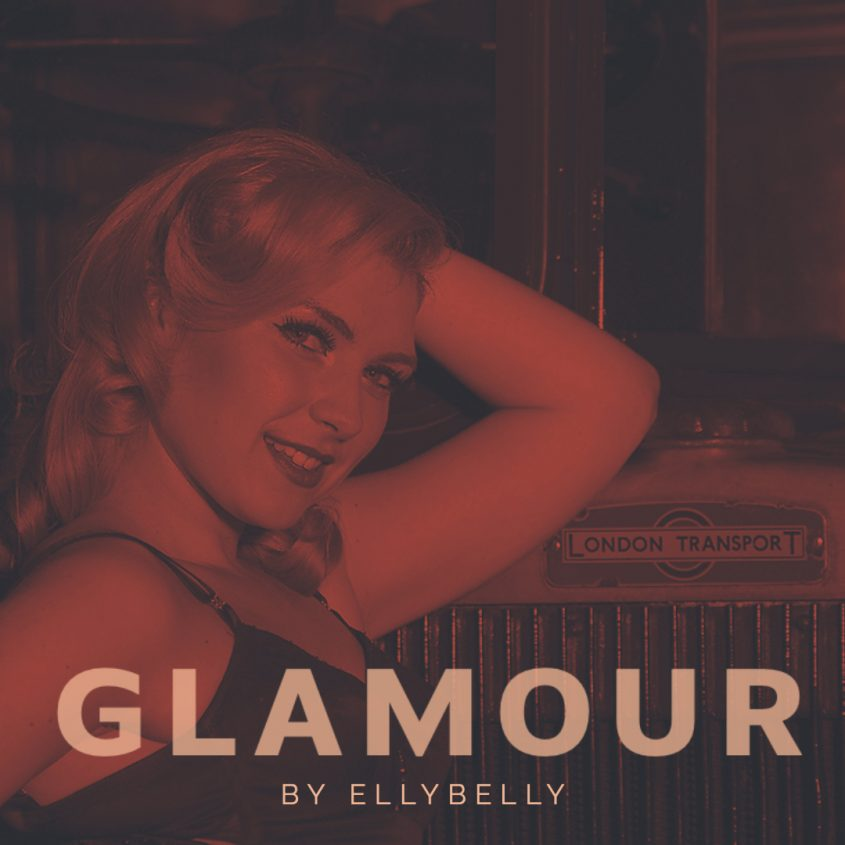 A new adventure for ellyBelly has begun - Glamour has come to ellyBelly Publications. Our first venture away from trains and planes has now gone live on our website, with more to follow in the future. Of course we couldn't stray far from transport and industry just yet.